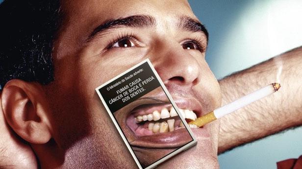 Cigarro: amigo da periodontite