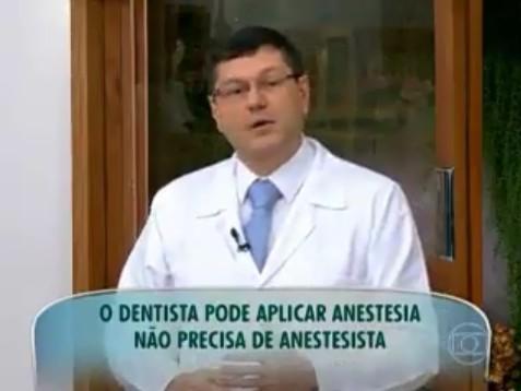 Anestesia de dentista