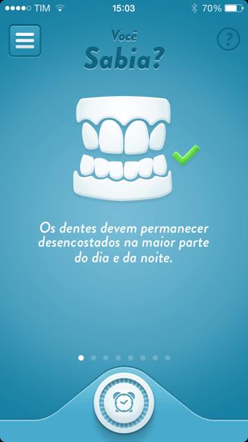 Desencoste Seus Dentes