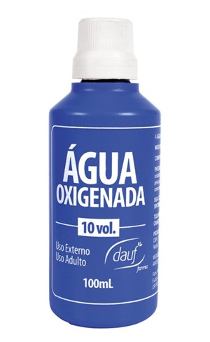 Água oxigenada 10 volumes