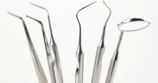 Instrumental de dentista
