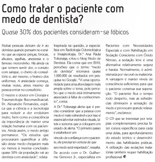 Entrevista Jornal ABO