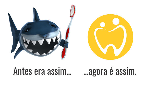 Nova identidade visual do Blog Medo de Dentista