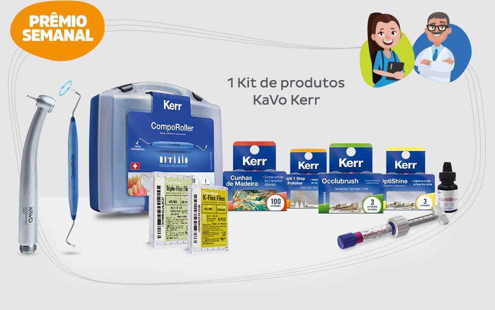 Prêmios Semanais - KaVo